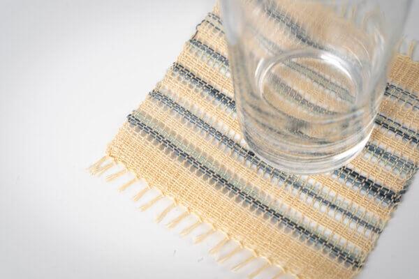 からむしは吸湿性、速乾性に優れています。