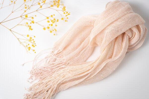 麻素材なので肌触りが涼しく夏にオススメです。