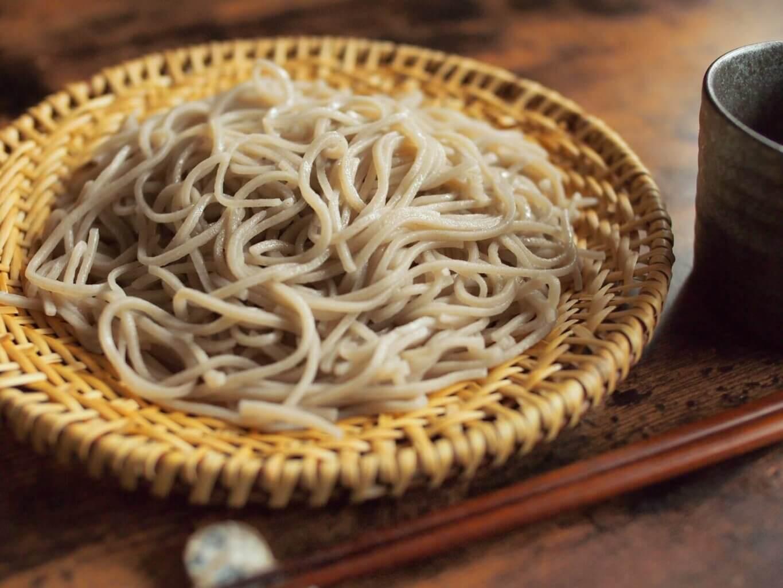 苧麻庵蕎麦
